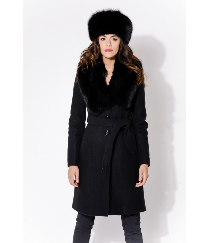Płaszcz Bonus Czarny
