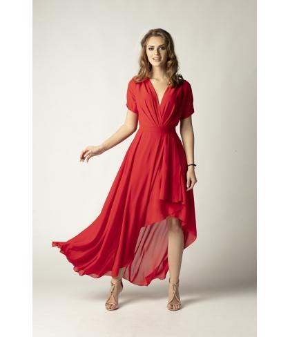 Sukienka Klijo Czerwony