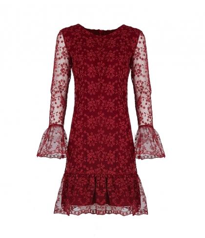 Sukienka Izra Granatowa