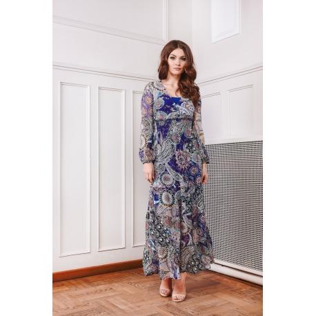 Sukienka Aurel Biała