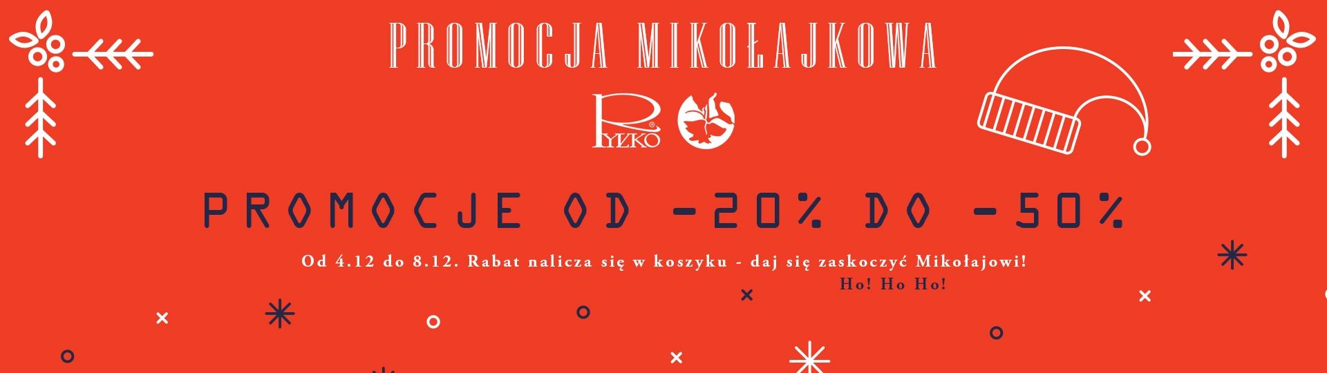 Promocja Mikołajkowa 2019